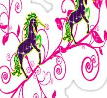 Fantasy, unicorns Sticker