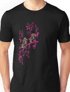 Colorful fantasy,unicorns Unisex T-Shirt