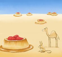 Desserts in the Desert by fizzyjinks