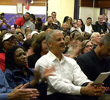 Stedman Graham at MLK Celebration  by Sandra Gray