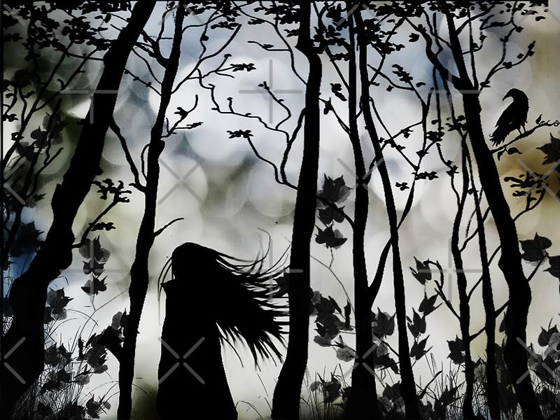 Dark Walk by Rookwood Studio ©
