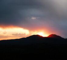 Prescott Sunset by Saija  Lehtonen