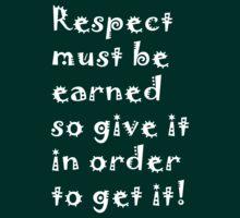 respect by annieannie