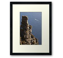 chimney Framed Print