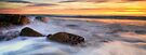 The Friendly Beaches, Sunrise, Tasmania by Michael Treloar