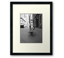 Farrer Place (Sydney) Framed Print
