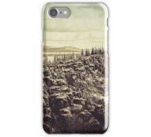 Thingvellir iPhone Case/Skin