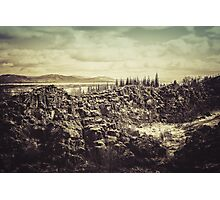 Thingvellir Photographic Print