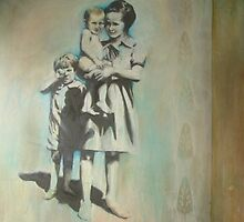 Family Ties by Karen  Lavender