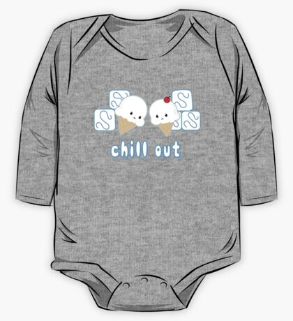 Chill Out One Piece - Long Sleeve