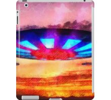 UFO Invaders iPad Case/Skin
