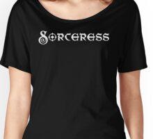 Sorceress Women's Relaxed Fit T-Shirt