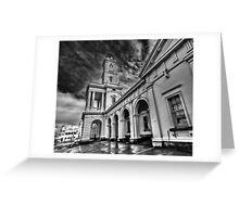 Ballarat Railway Station - Victoria Greeting Card