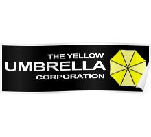 The Yellow Umbrella Corporation Poster