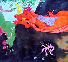 Mullumbimby dragon by avalyn