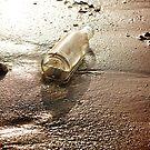 Message in a bottle by gracetalking