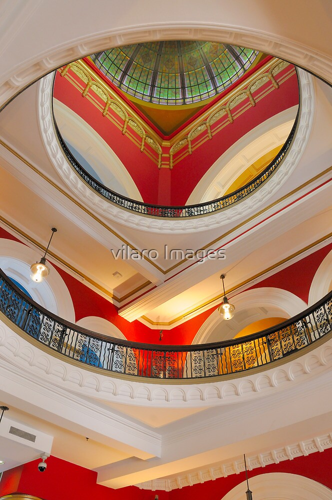 Looking Up #2 by vilaro Images