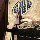 Bruton Parish Church, Williamsburg, VA by johnpbroderick