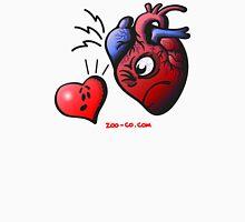 Heart vs Heart Unisex T-Shirt