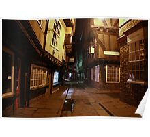 The Shambles, York 1 Poster
