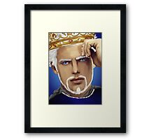 Saint Edward the Confessor Framed Print
