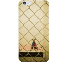 alone and frightened iPhone Case/Skin