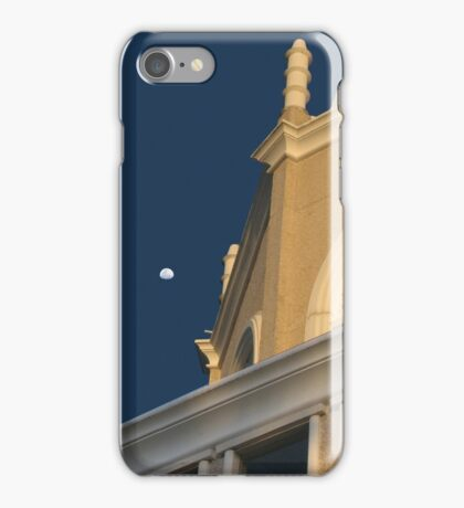 Bahai temple iPhone Case/Skin