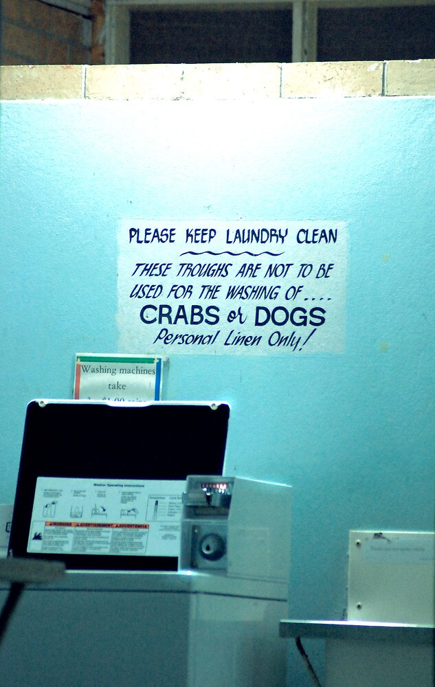 CRABS or DOGS by Naia