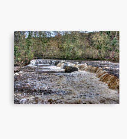 Aysgarth Falls - Wensleydale Canvas Print
