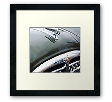 PACKARD LOVE Framed Print