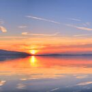 HDR Panoramic - Lake Zug, Switzerland by Luke Griffin