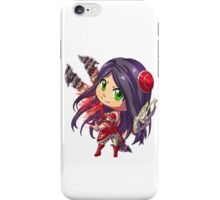 Irelia Chibi iPhone Case/Skin