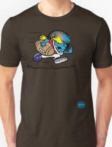 american footbal tshirt by rogers bros T-Shirt