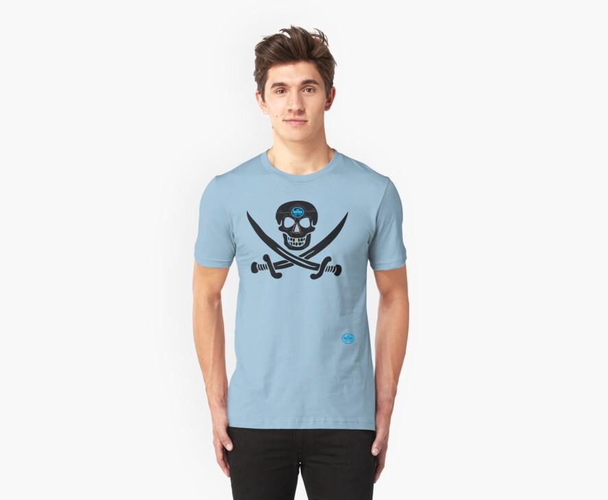 uk pirate sword tshirt by rogers bros by usanewyork