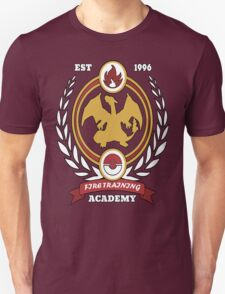 Fire Training Academy T-Shirt