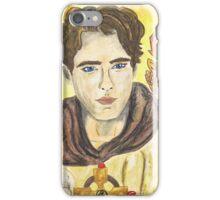 Aidan of Lindisfarne iPhone Case/Skin