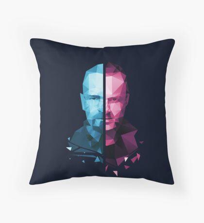 Breaking Bad - White/Pinkman Throw Pillow