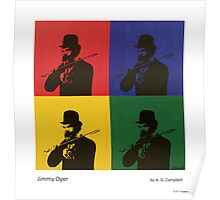 Jimmy Dyer Poster