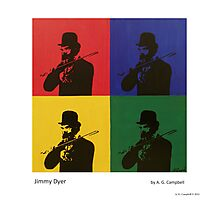 Jimmy Dyer Photographic Print