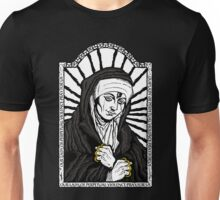 Our Lady of Perpetual Violence Unisex T-Shirt