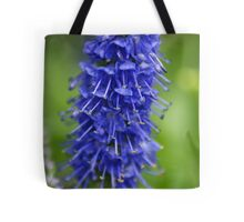 Blue Stalk Tote Bag