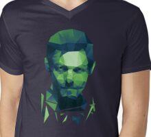 Daryl Dixon - The Walking Dead Mens V-Neck T-Shirt