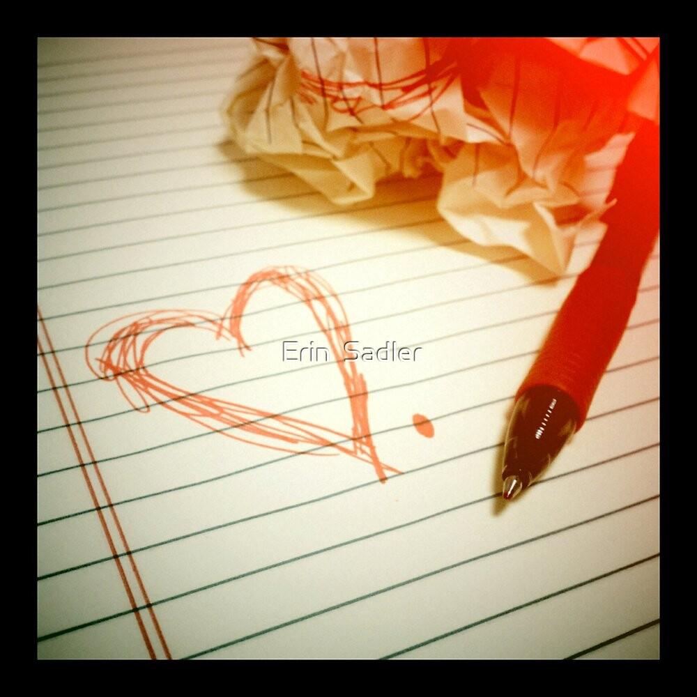 Little Working Heart by Erin  Sadler
