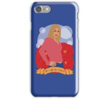 Doctor Who: The girl he loved - Rose Tyler iPhone Case/Skin