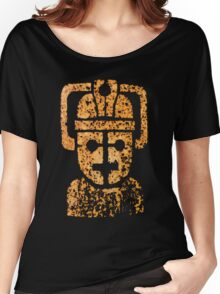Rusting Cyberman Logo Women's Relaxed Fit T-Shirt