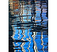 ---The Reflecting Pool Photographic Print