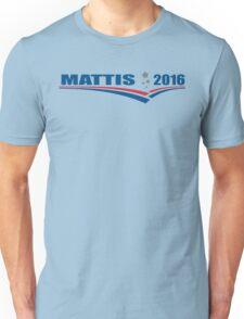 Mattis 2016 Unisex T-Shirt