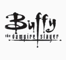 Buffy the Vampire Slayer Baby Tee