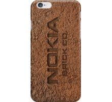 Nokia Brick Co. iPhone Case/Skin