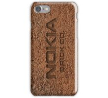 Nokia Brick Co. iPhone Case/Skin